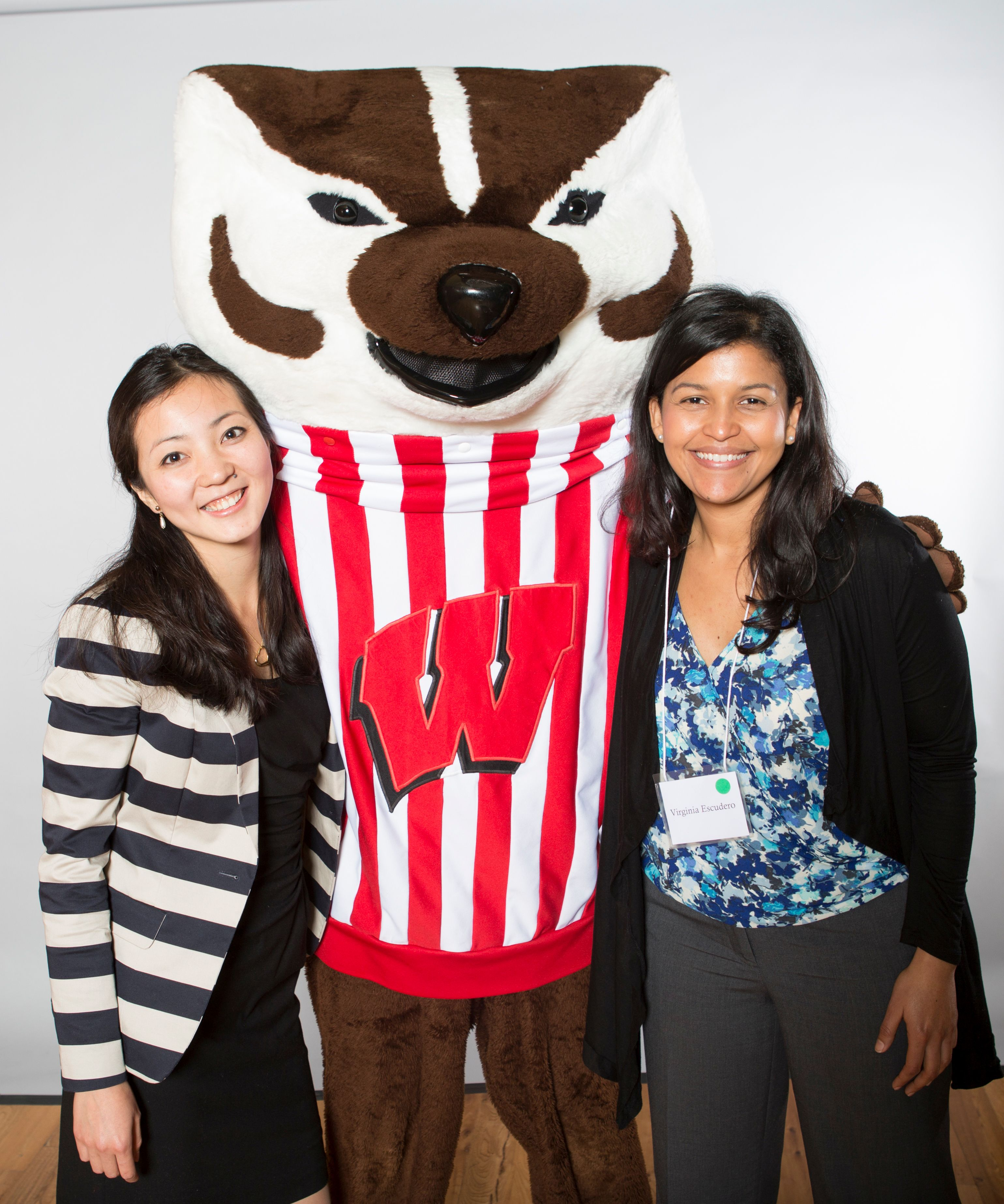 returning adult students with Bucky