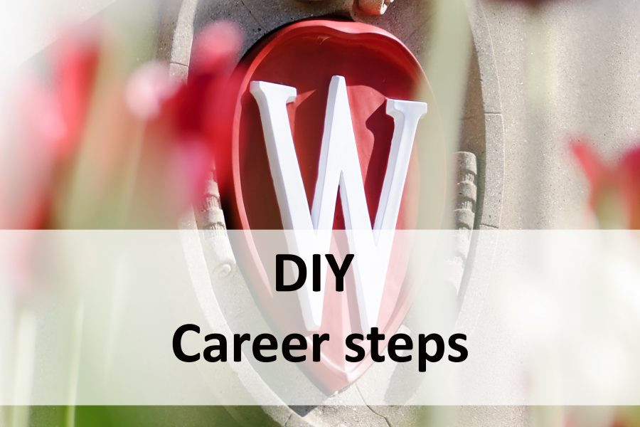 Do-it-yourself career steps