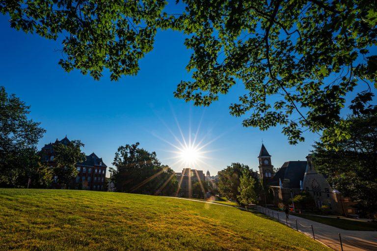 Bascom Hill Sunrise